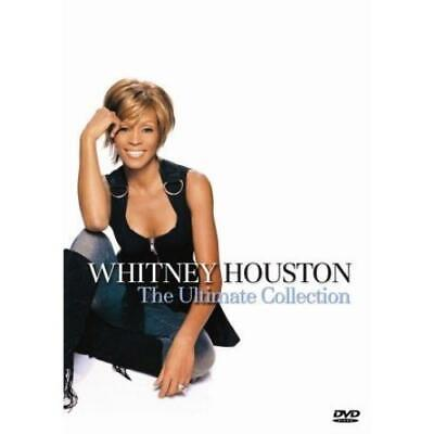 Whitney Houston: The Ultimate Collection DVD (2007) cert E Fast and FREE P & P