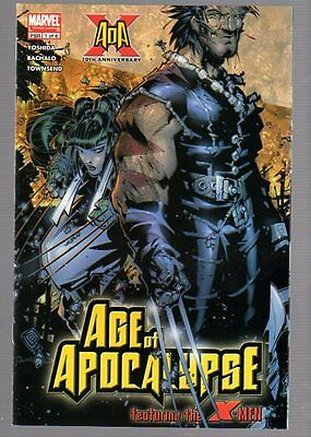 AGE OF APOCALYPSE #1-6 w/ SPECIAL NEAR MINT COMPLETE SET 2005