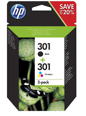 HP Original Black & Colour Inks for Envy 4500 4502 4504 4507 e-All-in-One