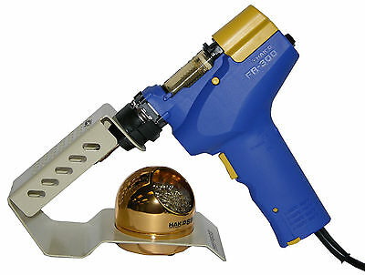 Hakko FR300-05/P (FR-300) Handheld Desolder Gun Through Hole With 633-01 Holder