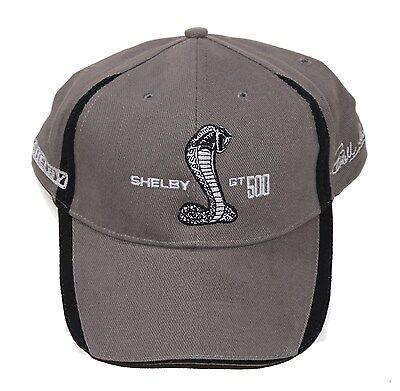 New Shelby Mens Gt 500 Hat Sold Exclusively Here And 4 Colors To Choose From
