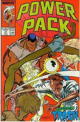 Power Pack # 31 (USA, 1987)