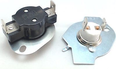Thermal Cut Out Kit for Whirlpool, Sears, AP3094224, PS334278, 279769