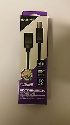 NEW IN BOX KMO Controller Extension Cable Cord for Nintendo Game cube Gamecube