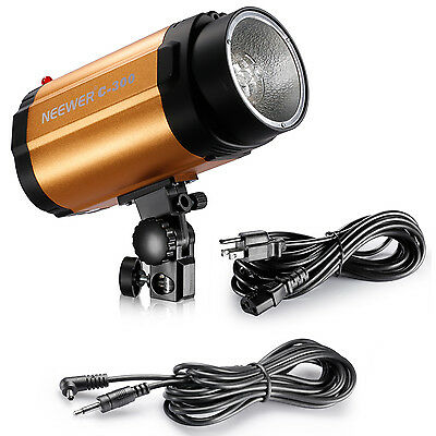 OUTPUT 300W Smart 300SDI MonoLight Strobe Photography Flash Studio Lamp Head