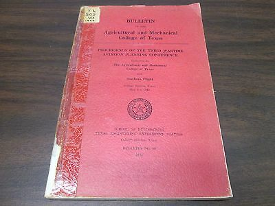 Agricultural and Mechanical College of Texas 1944 #80 FAA Library 072815ame