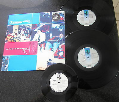 "Tommy Gee ""vortex Phenomenon"" Ltd Ed Lp & 7"" Single 1998"