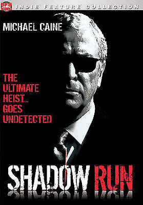 Shadow Run (DVD, 2007) Michael Caine, James Fox   Ultimate Heist Goes Undetected