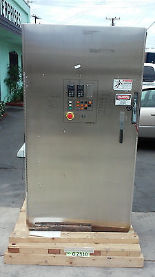 Used SemiFab RAM 1000  Remote Air Handling Module cfm Environmental Control (R)
