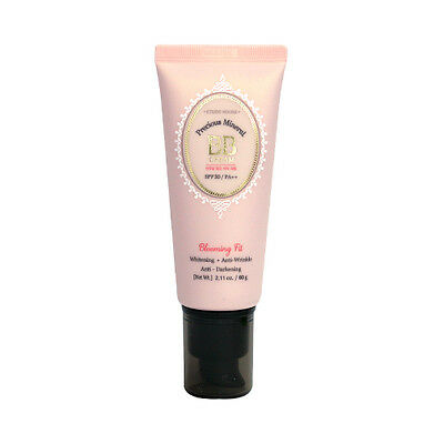 ETUDE HOUSE Precious Mineral BB Cream Blooming Fit - 60g (New)