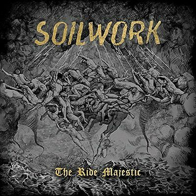 Soilwork - The Ride Majestic - New Cd Album