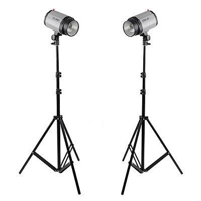 Neewer Set of Two 9 feet/260CM Light Stands f Video,Portrait&Product Photography