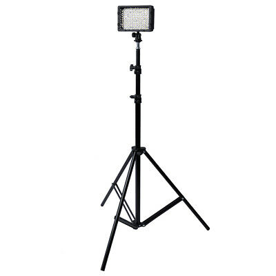 Neewer Photography LED Light CN-126  for DV Camcorder with Light Stand 190cm