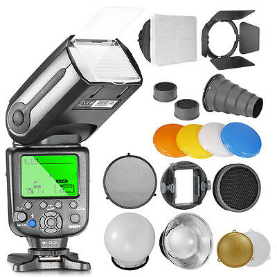 NW565 E-TTL FLASH & accessories for CANON Rebel XT Xti XS T1i T2i T3i T5i