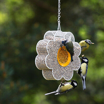 Chapelwood Fun Daisy Bird Feeder 700G Seed Feeding Wild Garden Outdoor Hanging
