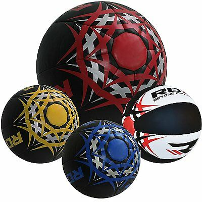 RDX Heavy Medicine Ball Training Crossfit Gym Fitness Exercise Boxing MMA