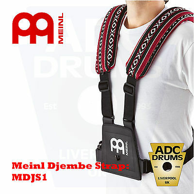 Meinl MDJS1 Professional Djembe Strap (Percussion Chest Mount)