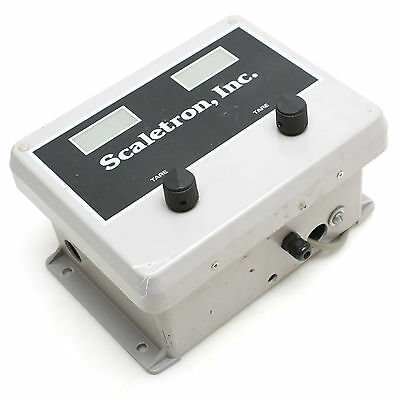 Scaletron 2350 Dual Cylinder Scale Controller.