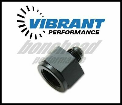 Vibrant 10832 -6AN Female to -4AN Male Reducer Adapter Fitting