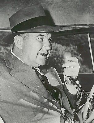 Broderick Crawford Highway Patrol  Tv Show   8X10 Photo