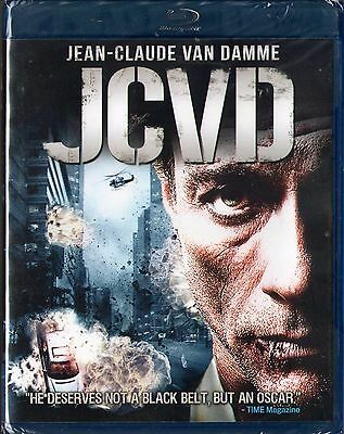 JCVD (Blu-ray Disc, 2009) Jean-Claude Van Damme   R-RATED