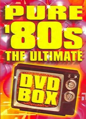 Pure '80S - The Ultimate Dvd Box New Dvd