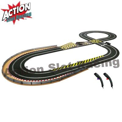 Scalextric Sport 1:32 Track Set - Figure-Of-Eight Layout