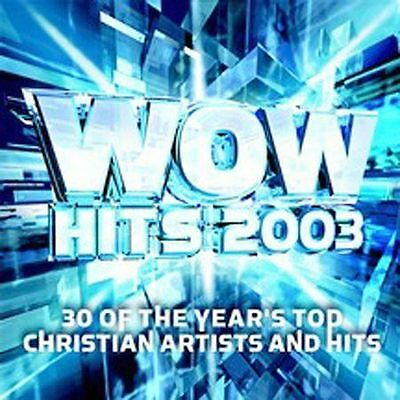 Various Artists : Wow Hits 2003 CD
