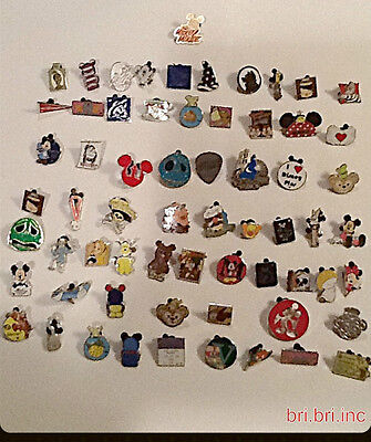 Disney Trading Pins LOT OF 15 NO DOUBLES  -FREE SHIPPING USA  SELLER 443