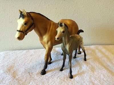 Bryer Vintage Horse Lot of 2 Horses