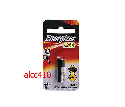Energizer A23 23A 12V ALKALINE BATTERY 1 PACK A23BP1
