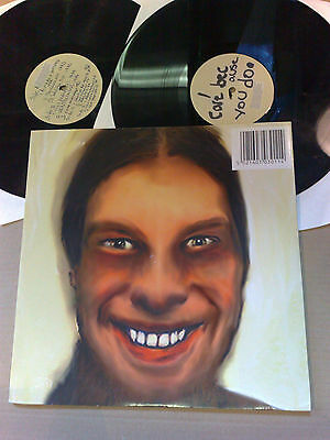 The Aphex Twin .. I Care Because You Do ..1995 Warp Warplp30 2Lp 5021603030114