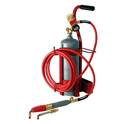 TurboTorch TDLX2003 Extreme Air Acetylene Torch Tote Kit 0426-0011