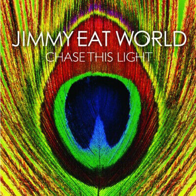 Jimmy Eat World : Chase This Light CD (2007)