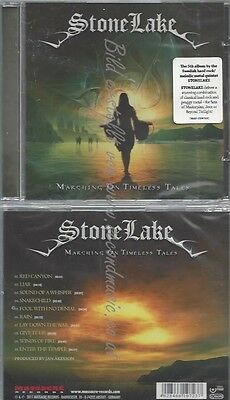 Cd--Stonelake--Marching On Timeless Tales