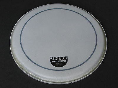 "Tom Tom Fell 10"" SONOR Clear Double - REMO Pinstripe Coated PS-0010-00, NEU"