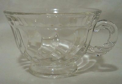 FOSTORIA glassware COLONY 2412 pattern Cup ONLY