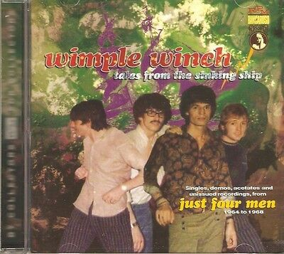 Wimple Winch - Tales From The Sinking Ship Uk Freakbeat Singles+Rarities Rpm Cd