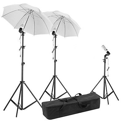Neewer Photography Studio Daylight Umbrella Light Kit for Photo Shooting