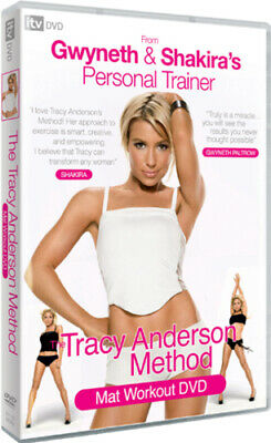 The Tracy Anderson Method: Mat Workout DVD (2009) Tracy Anderson cert E