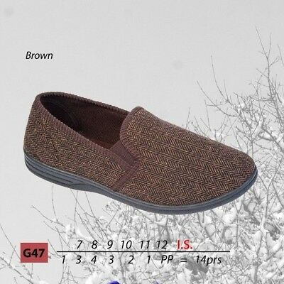 Coolers Mens Slippers FREE POST  full foot slippers / indoor shoes