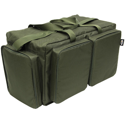 New NGT Carp Fishing Green Padded Carryall Holdall Tackle Bag - Insulated 709