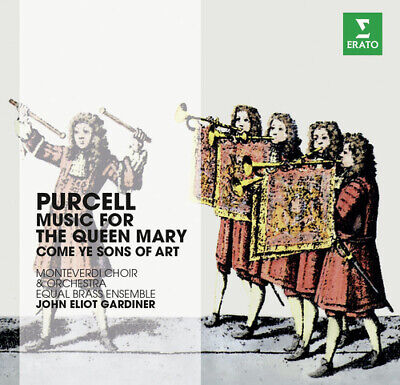 Henry Purcell : Purcell: Music for the Queen Mary CD (2014) ***NEW***