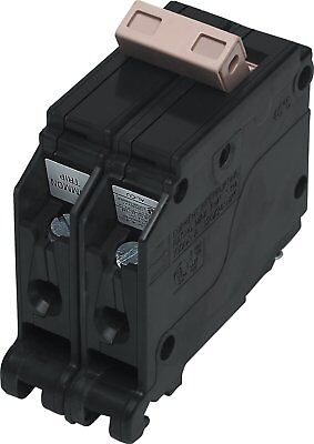 Cutler Hammer CH240 Double Pole 120V 40 Amp Plug-On Circuit Breaker