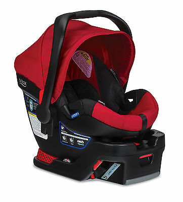 Britax B-Safe 35 Infant Car Seat in Red Brand New!!