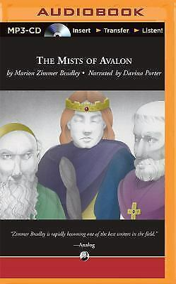 The Mists of Avalon (Compilation) by Marion Zimmer Bradley (2015, MP3 CD,...