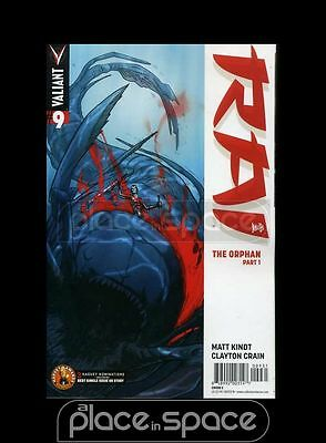 Rai, Vol. 2 #9C - Rossmo Cover