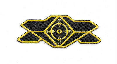 Babylon 5 Uniform Security Insignia Chest Embroidered Patch NEW UNUSED