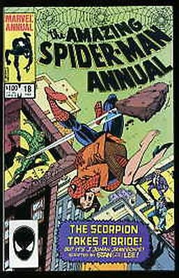 Amazing Spider-Man Annual #18 Very Fine/ Near Mint 1963 Marvel Comics