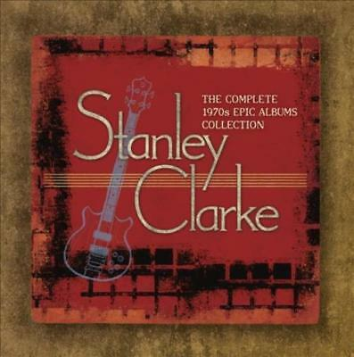 Stanley Clarke (Double Bass) - The Complete 1970S Epic Albums Collection New Cd